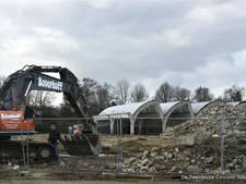 Slopers maken weg vrij voor nieuwe wijk in Hengelo