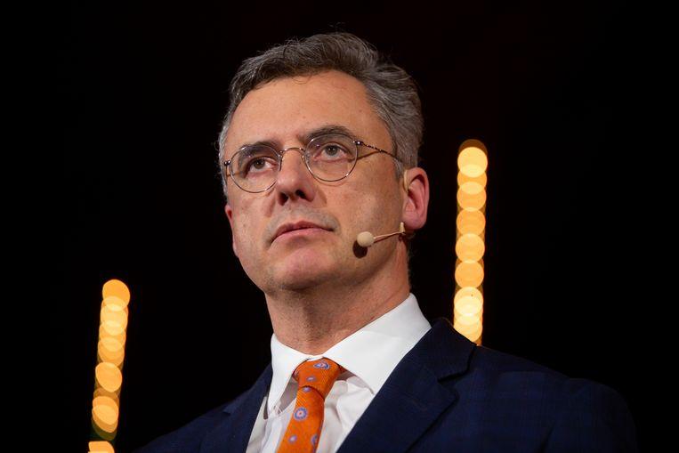 Nationaal CD&V-voorzitter Joachim Coens.