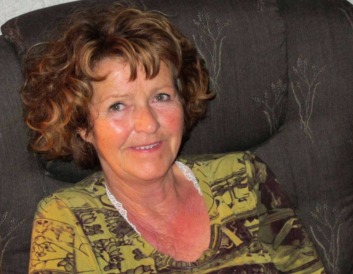 De foto van Anne-Elisabeth Falkevik Hagen die de Noorse politie vandaag heeft vrijgegeven