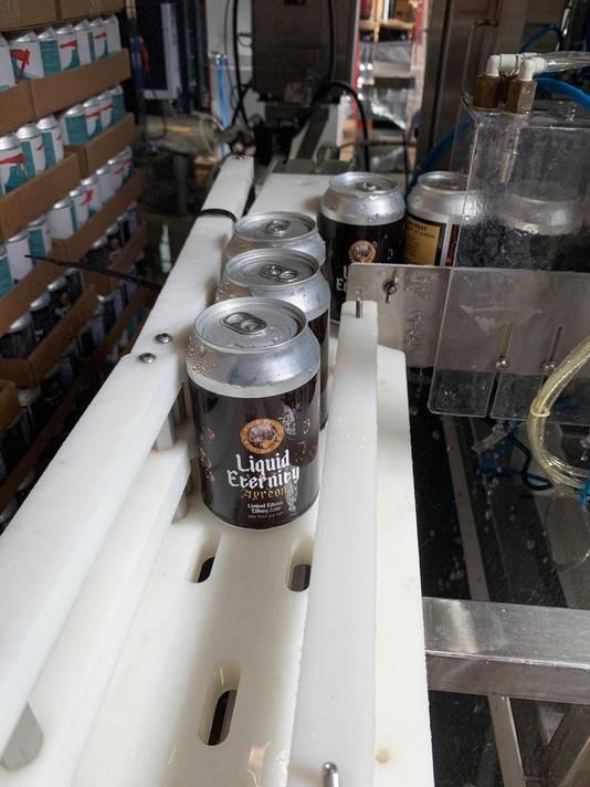 Ayreon-bier van de LOC Brewery.
