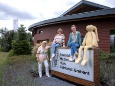 Nieuw jasje voor Ronald McDonald Huis Veldhoven