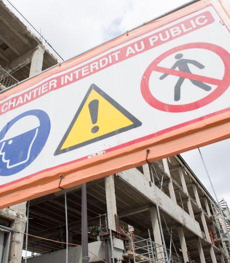 Un site en cours en dépollution dans la région de Charleroi, d'autres vont suivre en 2021