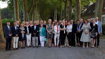 Rotary Kruishoutem steunt zes goede doelen
