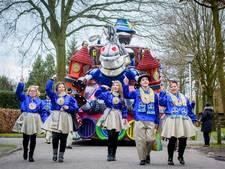 Uitslag optocht Helmond Brouwhuis 2017