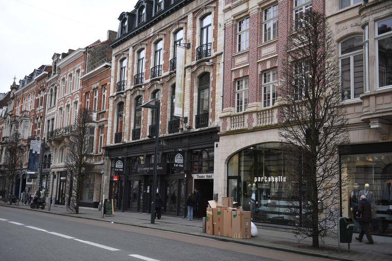 De Bondgenotenlaan in Leuven heeft veel potentieel maar tot op heden is de shopper nog geen koning in de winkelstraat.