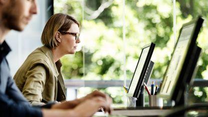 Vrouwelijke bediende verdient 500 euro per maand minder dan man