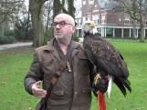Zien we daar corona-onsjes bij GA Eagles-mascotte Harly?