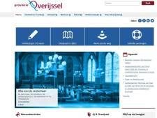 Website Overijssel 'veel te ingewikkeld en onoverzichtelijk'