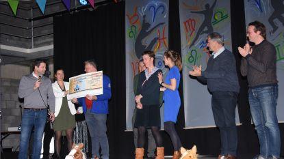 Cheque van 7.000 euro voor Rotonde Brasschaat