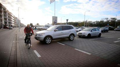 Parking Shopping duinen wordt ook in de winter betalend