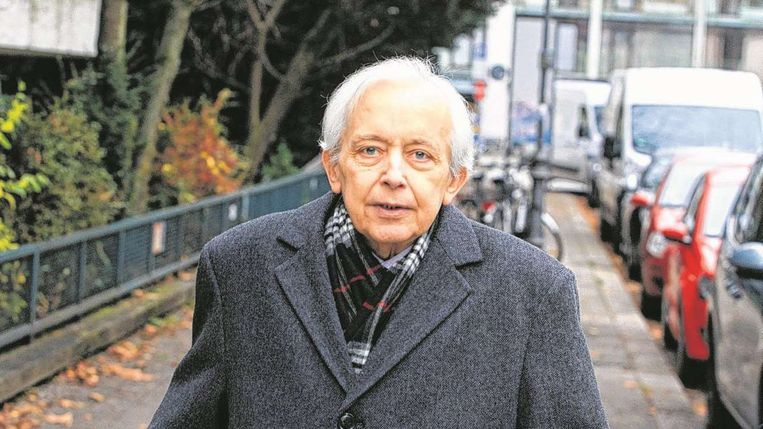 Cornelius Gurlitt. Beeld Markus Hannich