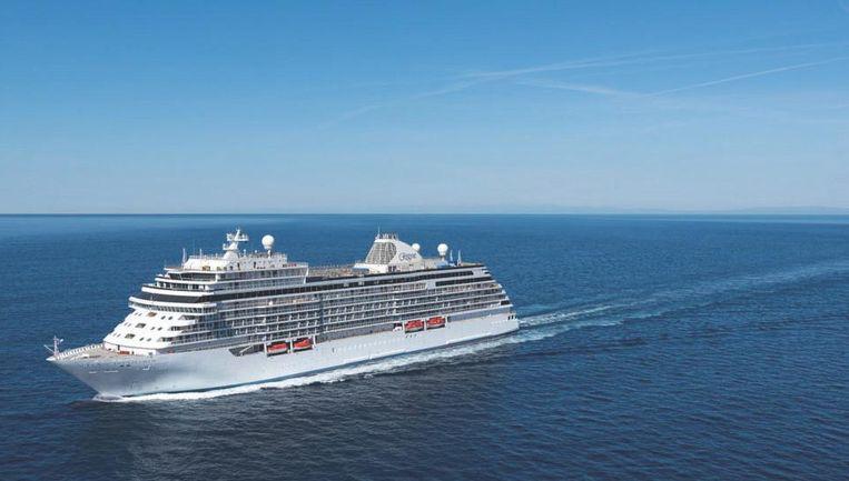 The Seven Seas Explorer, het meest luxueuze cruiseschip ter wereld.