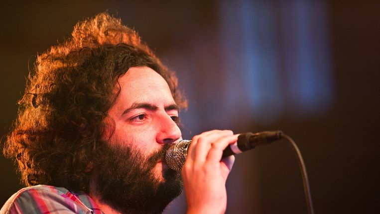 Destroyer-zanger Dan Bejar Beeld Wikipedia