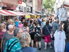 Blauwvingerdag Zwolle gaat gewoon door, enkele afzeggingen vanwege hitte