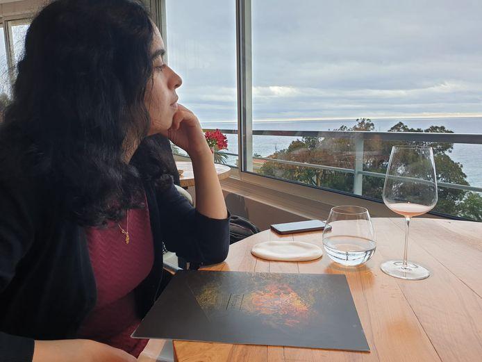 Voor het beste eten ter wereld vliegt Majda Ouhajji graag naar Frankrijk. Restaurant Mirazur was in 2019 bekroond tot beste restaurant ter wereld.