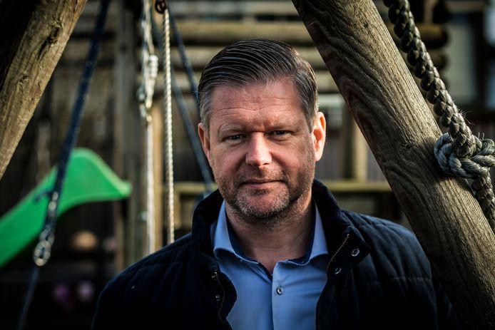 Steve Kuipers, gedupeerde kinderopvangtoeslag.