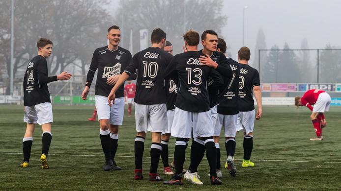 Neede won met 1-0 van Reunie.