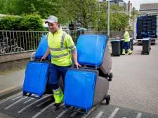 Tienduizenden minicontainers verspreid in Barendrecht, Albrandswaard en Ridderkerk