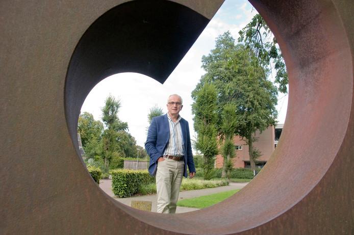 Wethouder Jan Aarts.
