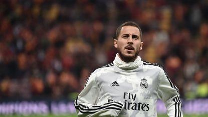 LIVE. Aftrap! Loodst Eden Hazard Real Madrid naar cruciale zege tegen Galatasaray?