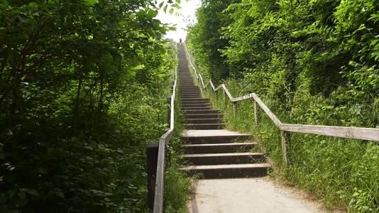 De hoogste trap van Zeeland.