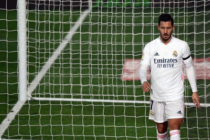 Eden Hazard blaast opnieuw de aftocht.