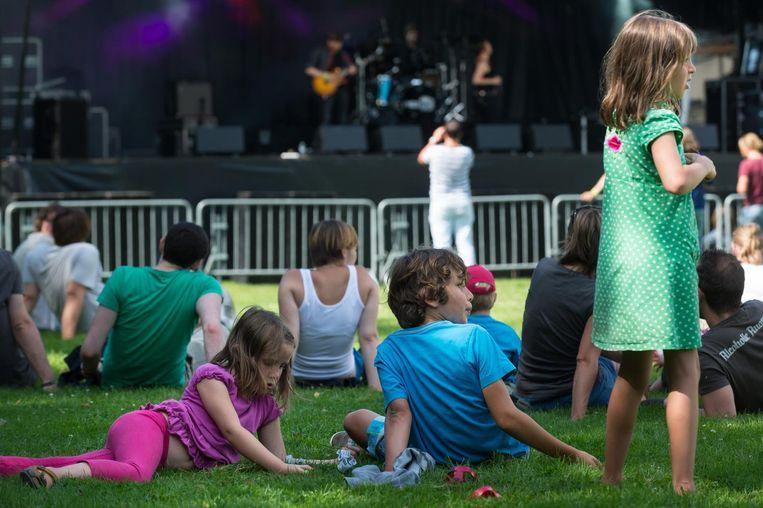 Het festival LochtFest is telkens een van de hoogtepunten van het jaar voor de Duffelse jeugd.