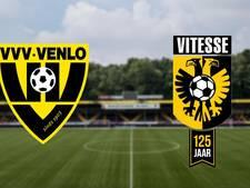 VVV geeft ruime voorsprong weg tegen Vitesse
