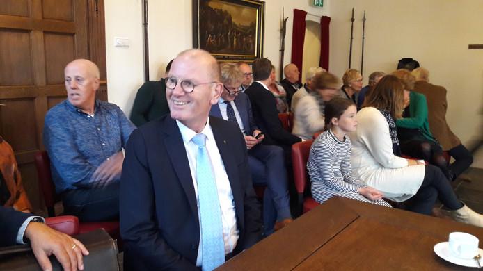 Wim Groeneweg, vanaf volgende week waarnemend burgemeester van Oudewater.