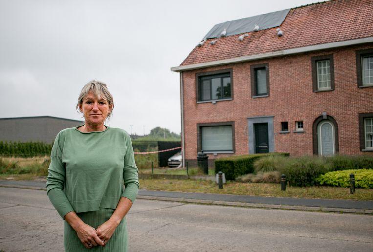 """Buurvrouw Sandra Van Aken: """"Alsof er een bom ontplofte."""""""
