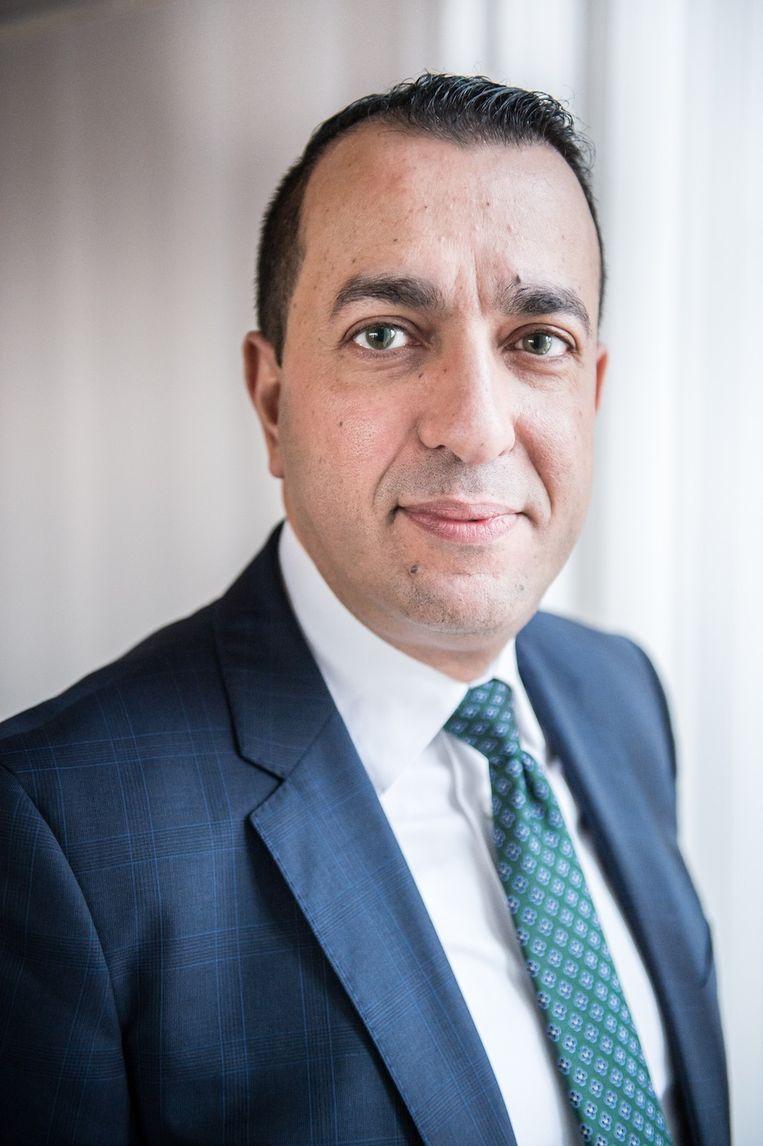 Wethouder Abdeluheb Choho Beeld Mats van Soolingen