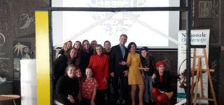 Museum Villa Mondriaan en Gerrit Komrij College in de prijzen bij Nationale Onderwijsprijs