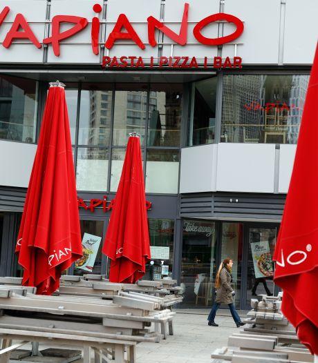 Uitstel van betaling voor restaurantketen Vapiano