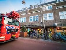 Uitslaande brand in centrum Nijmegen blijkt brandende prullenbak door sigaret