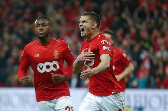 Razvan Marin scoorde twee keer.