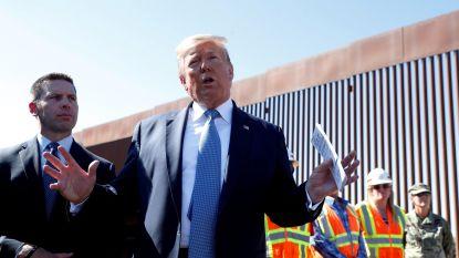 Amerikaanse Huis van Afgevaardigden verwerpt opnieuw uitroepen noodtoestand door Trump voor de bouw van zijn muur