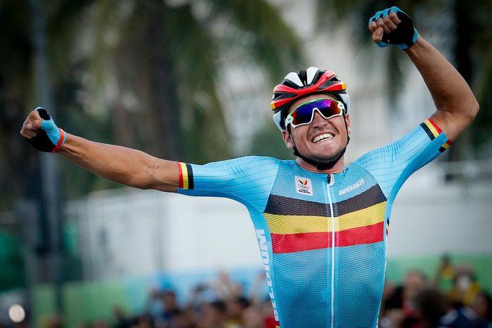 Brillant champion olympique à Rio, en 2016, Greg Van Avermaet défendra-t-il son titre à Tokyo l'été prochain? Rien n'est moins sûr...
