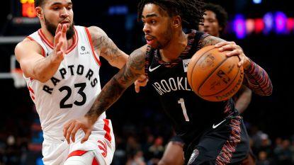 Verrassing van formaat in NBA: Brooklyn Nets kloppen koploper Toronto na lange verliesreeks