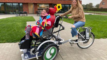 Schoonderhage heeft nieuwe elektrische rolstoelfiets