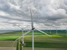Drie mannen opgepakt voor bedreigen bouwers windmolens