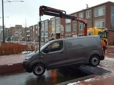 Auto's in Jansbeek: Arnhem neemt maatregelen