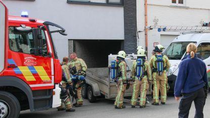 Man bevangen door rook nadat mazouttank vuur vat bij slijpwerk in Schorisse