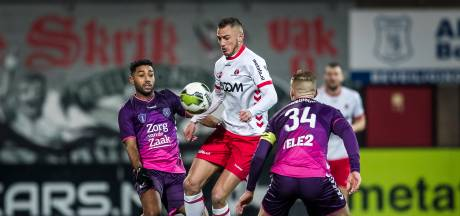 Helmond Sport beëindigt matige reeks met thuiszege op Jong FC Utrecht