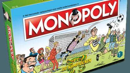F.C. De Kampioenen krijgt Monopoly-editie en fans kunnen stemmen over tekening op spelvak