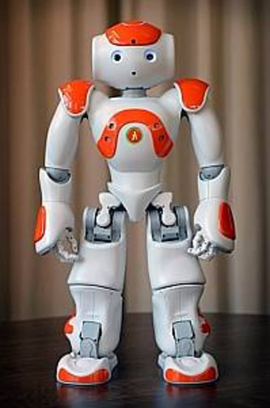 Zorgrobot Zora werd in 2014 voor het eerst gebruikt in verzorgingstehuis Huize Elisabeth in Vught.