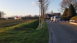 Politieman gewond tijdens interventie voor partnergeweld in Bekegem