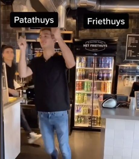 Patat of friet? Video van het Osse Friethuys gaat viral: miljoen views binnen een week