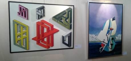Expositie Eigen Oogst opnieuw in De Smidse in Nijverdal