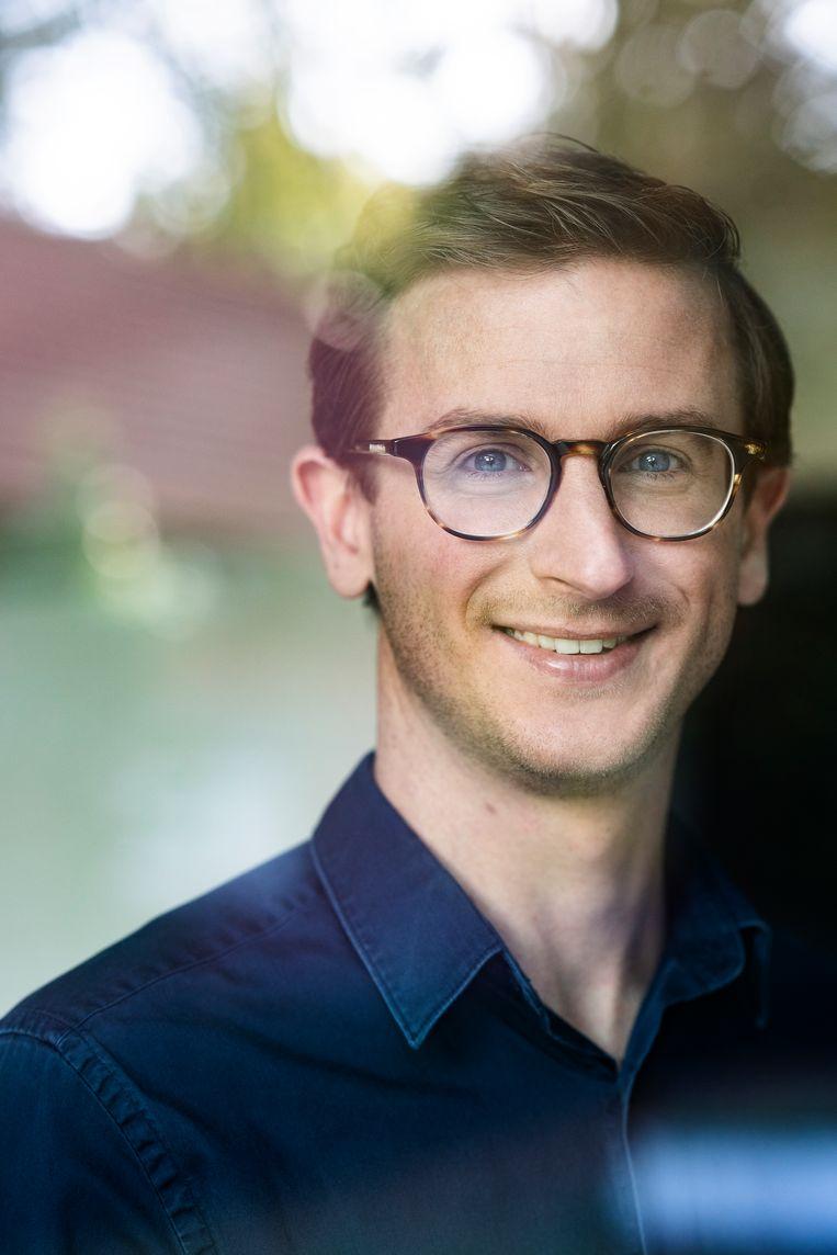Blind Getrouwd: Jonah Hulselmans Beeld Blind Getrouwd