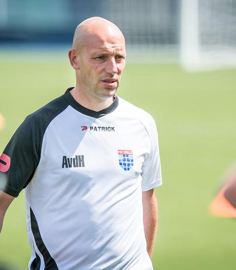 Beloften PEC oefenen tegen Jong Twente: Competitieduel verplaatst